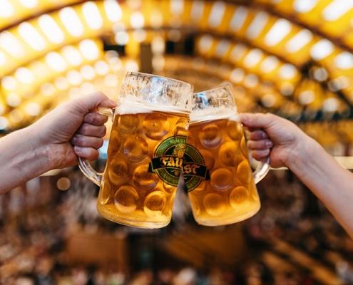 Faust Bier Krug